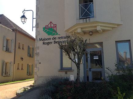 EHPAD Roger Besson - Maison de Retraite et SSIAD