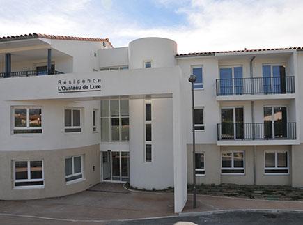 Etablissement d'Hébergement pour Personnes Agées Dépendantes - 04200 - Peipin - EHPAD L'Oustaou de Lure (Fondation Partage et Vie)