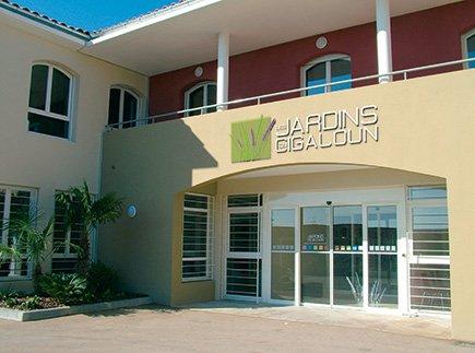 Etablissement d'Hébergement pour Personnes Agées Dépendantes - 04130 - Volx - EHPAD Les Jardins du Cigaloun