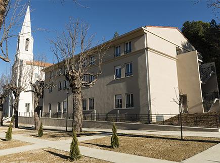 Etablissement d'Hébergement pour Personnes Agées Dépendantes - 04000 - Digne-les-Bains - EHPAD Saint-Domnin