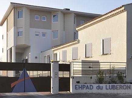 Etablissement d'Hébergement pour Personnes Agées Dépendantes - 04220 - Sainte-Tulle - EHPAD du Lubéron