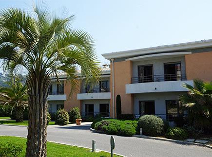 Etablissement d'Hébergement pour Personnes Agées Dépendantes - 06370 - Mouans-Sartoux - EHPAD Les Aquarelles