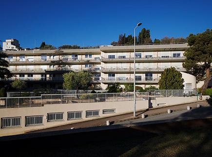 Hôpital - Centre Hospitalier (CH) - 06105 - Nice - Hôpital Privé Gériatrique Les Sources