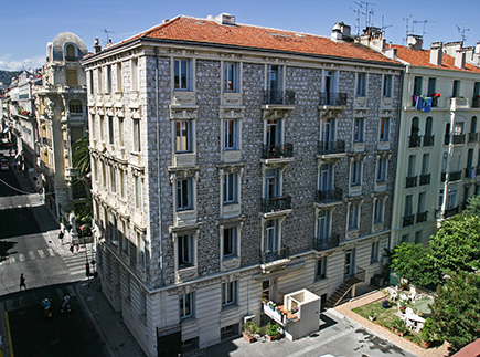 Etablissement d'Hébergement pour Personnes Agées Dépendantes - 06000 - Nice - EHPAD Résidence Villa Foch