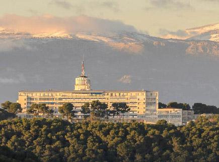 Centre de Soins de Suite - Réadaptation - 06223 - Vallauris - Centre Hélio-Marin