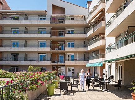 Etablissement d'Hébergement pour Personnes Agées Dépendantes - 06700 - Saint-Laurent-du-Var - Korian Domaine St-Michel