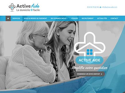 Services d'Aide et de Maintien à Domicile - 06000 - Nice - Active Aide