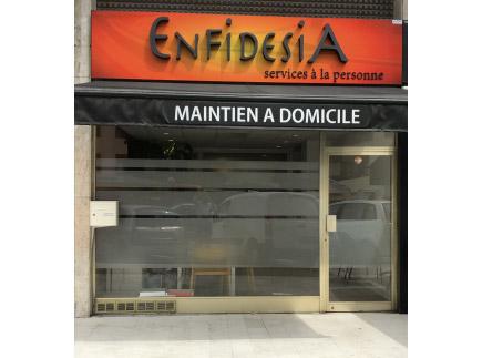 Services d'Aide et de Maintien à Domicile - 06110 - Le Cannet - Enfidésia