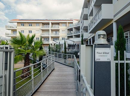 Résidences avec Services - 06580 - Pégomas - Résidence Services Seniors Fleur d'Azur Cogedim Club®
