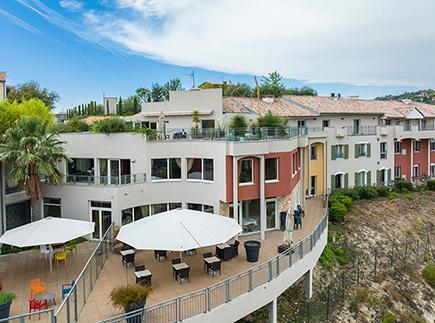 Etablissement d'Hébergement pour Personnes Agées Dépendantes - 06100 - Nice - Villa de Falicon LNA Santé