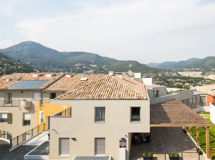 Villa de Falicon LNA Santé