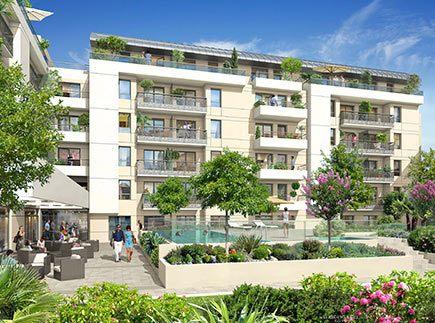 Résidences avec Services - 06300 - Nice - Victoria Palazzo Nice
