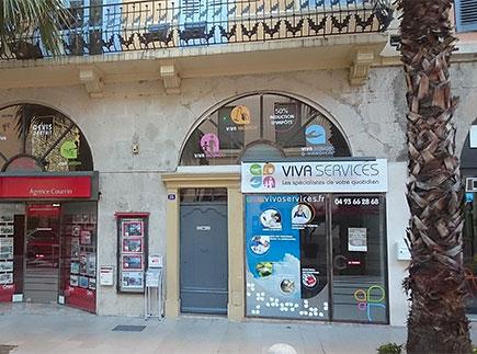 Services d'Aide et de Maintien à Domicile - 06130 - Grasse - Vivaservices Société Grassoise de Services à la Personne