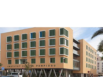 Etablissement d'Hébergement pour Personnes Agées Dépendantes - 06100 - Nice - Institut Claude Pompidou ICP