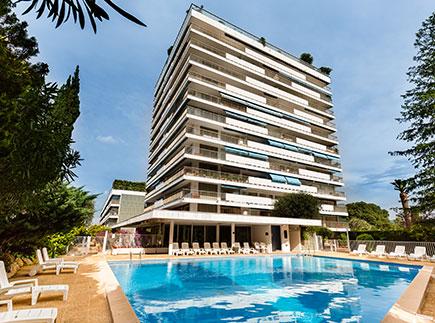 Résidences avec Services - 06400 - Cannes - Les Jardins d'Arcadie Cercle Villa Véra