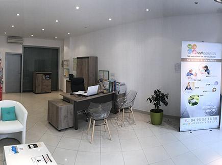 Services d'Aide et de Maintien à Domicile - 06300 - Nice - Vivaservices Martin BV Services