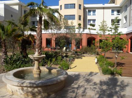 Etablissement d'Hébergement pour Personnes Agées Dépendantes - 06156 - Cannes-la-Bocca - EHPAD Les Gabres