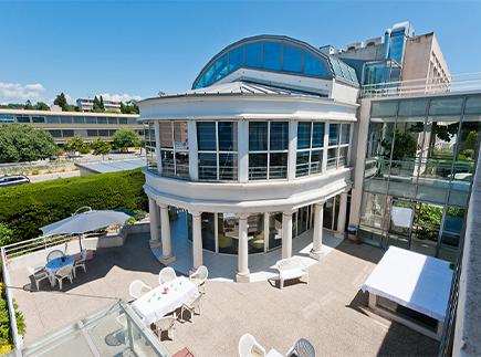 Etablissement d'Hébergement pour Personnes Agées Dépendantes - 06150 - Cannes-la-Bocca - Korian Bleu d'Azur
