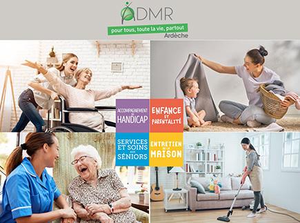Services d'Aide et de Maintien à Domicile - 07200 - Aubenas - ADMR de l'Ardèche