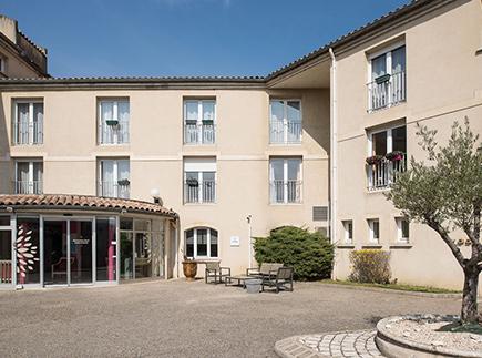 Etablissement d'Hébergement pour Personnes Agées Dépendantes - 07700 - Bourg-Saint-Andéol - Korian La Bastide