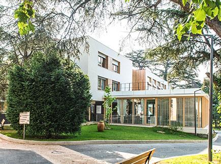 Résidences avec Services - 07130 - Saint-Péray - Colisée - Résidence Services Les Bains