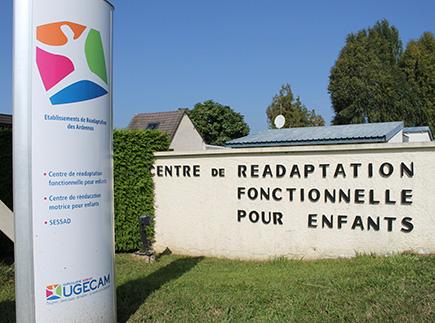 Centre de Rééducation Motrice pour Enfants - CRME