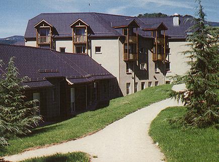 Etablissement d'Hébergement pour Personnes Agées Dépendantes - 09800 - Castillon-en-Couserans - EHPAD Résidence des Quatre Vallées