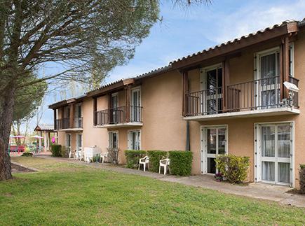 Etablissement d'Hébergement pour Personnes Agées Dépendantes - 09270 - Mazères - Korian Gaston de Foix