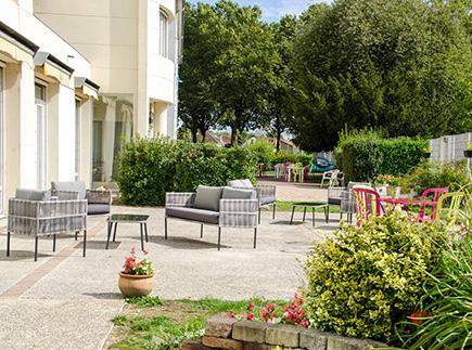 Etablissement d'Hébergement pour Personnes Agées Dépendantes - 10000 - Troyes - EHPAD Résidence de L'Isle