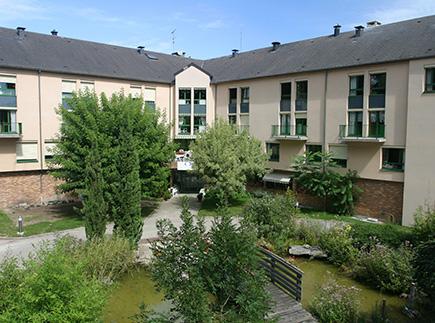 Etablissement d'Hébergement pour Personnes Agées Dépendantes - 10000 - Troyes - EHPAD Résidence de l'Europe
