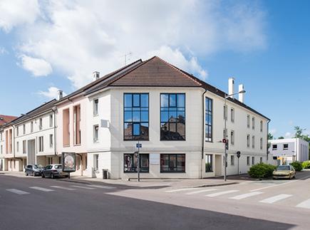 Etablissement d'Hébergement pour Personnes Agées Dépendantes - 10000 - Troyes - Korian Pastoria