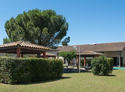 Centre de Soins de Suite - Réadaptation - 11600 - Conques-sur-Orbiel - Korian - Clinique La Vernède