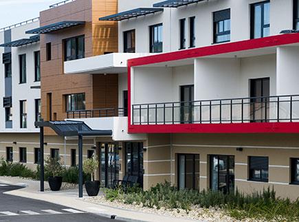 Etablissement d'Hébergement pour Personnes Agées Dépendantes - 11300 - Limoux - Emera EHPAD Résidence Retraite Soleil Levant