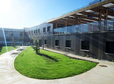 Centre de Soins de Suite - Réadaptation - 11100 - Narbonne - Centre SSR Les Quatre Fontaines