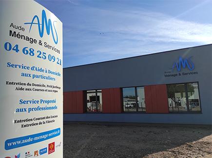 Services d'Aide et de Maintien à Domicile - 11000 - Carcassonne - Aude Ménage et Services