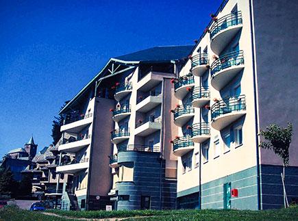 Etablissement d'Hébergement pour Personnes Agées Dépendantes - 12210 - Laguiole - ANRAS Résidence Sainte-Thérèse - EHPAD