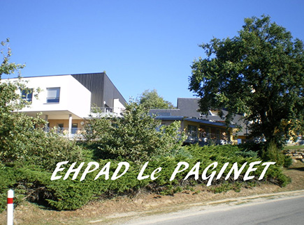 EHPAD Le Paginet Centre Intercommunal d'Action Sociale
