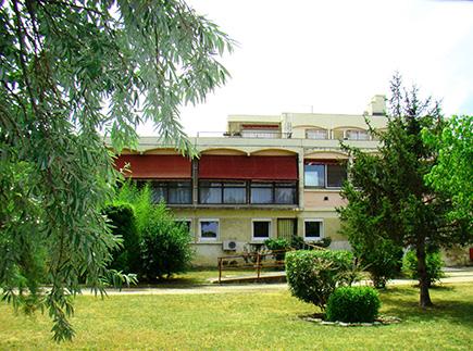 Etablissement d'Hébergement pour Personnes Agées Dépendantes - 13200 - Arles - Résidence Griffeuille - EHPAD