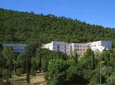Centre de Soins de Suite - Réadaptation - 13400 - Aubagne - Clinique de Provence Bourbonne (Ramsay - Générale de Santé)