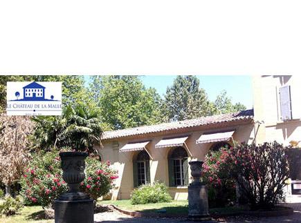 Etablissement d'Hébergement pour Personnes Agées Dépendantes - 13320 - Bouc-Bel-Air - Maison de Retraite Le Château de la Malle