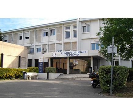 Clinique - Polyclinique - 13801 - Istres - Clinique de l'Etang de l'Olivier  Almaviva Santé