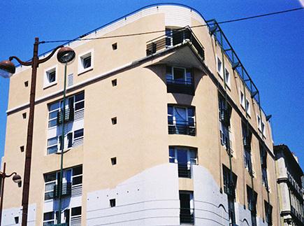 Etablissement d'Hébergement pour Personnes Agées Dépendantes - 13001 - Marseille 01 - Résidence Le Lacydon - EHPAD