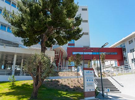 Centre Régional de Lutte Contre le Cancer (CRLCC) - 13273 - Marseille 09 - Institut Paoli-Calmettes, Centre Régional de Lutte contre le Cancer