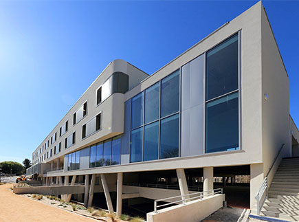Centre de Soins de Suite - Réadaptation - 13275 - Marseille 09 - IUR Valmante Sud (Institut Universitaire de Réadaptation)