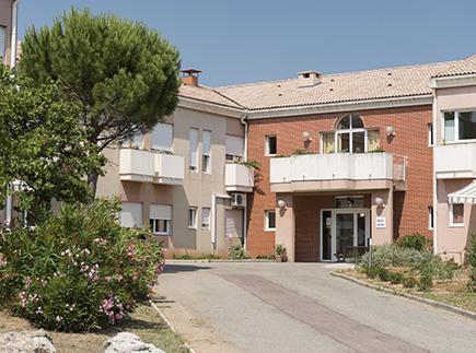 Etablissement d'Hébergement pour Personnes Agées Dépendantes - 13830 - Roquefort-la-Bédoule - Colisée - Résidence d'Azur