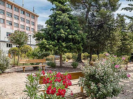 Centre de Soins de Suite - Réadaptation - 13009 - Marseille 09 - Korian - Clinique Massilia Les Pins