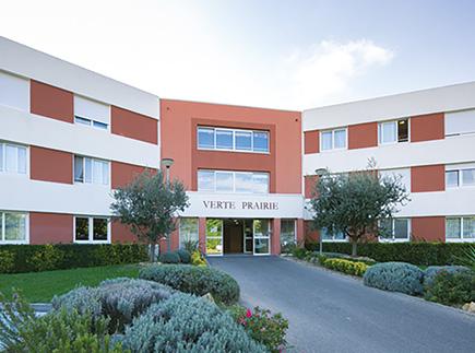 Etablissement d'Hébergement pour Personnes Agées Dépendantes - 13300 - Salon-de-Provence - Résidence Verte Prairie LNA Santé