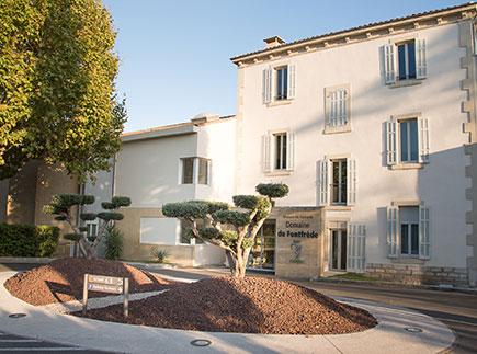 Etablissement d'Hébergement pour Personnes Agées Dépendantes - 13013 - Marseille 13 - EHPAD Domaine de Fontfrède (Réseau Oméris)