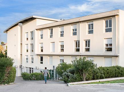 Etablissement d'Hébergement pour Personnes Agées Dépendantes - 13013 - Marseille 13 - Korian Mistral