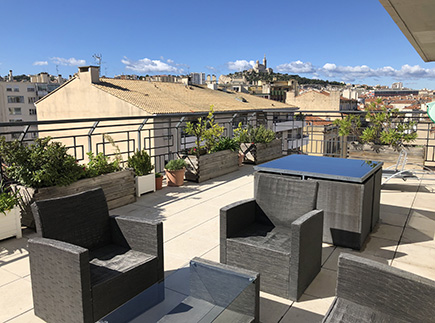 Etablissement d'Hébergement pour Personnes Agées Dépendantes - 13006 - Marseille 06 - EHPAD Résidence Rivoli